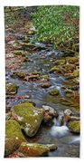 Great Smoky Mountains National Park Beach Towel