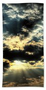 Sky Beach Towel