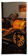 1912 Ford Model T Speedster Beach Towel