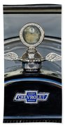 1915 Chevrolet Touring Hood Ornament 2 Photograph By Jill