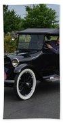 1922 Roadster Scharf Beach Towel
