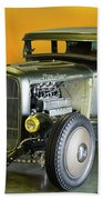 1930-31 Ford 'lakester' Coupe II Beach Towel