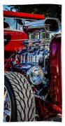 1931 Ford Coupe 2 Beach Towel