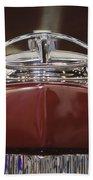 1931 Packard 840 Roadster Hood Ornament Beach Sheet