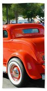 1932 Ford  5 Window Coupe Beach Towel