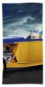 1932 Ford Roadster L Beach Towel