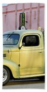 1940 Dodge Pickup Beach Towel
