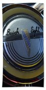 1941 Buick Eight Beach Towel