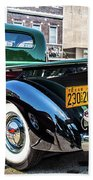 1941 Chevy Truck Beach Towel