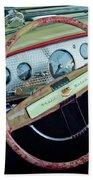 1941 Chrysler Newport Dual Cowl Phaeton Steering Wheel Beach Towel