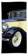 1941 Rolls-royce Phantom I I I  Beach Towel