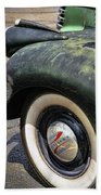 1946 Chevy Pick Up Beach Towel