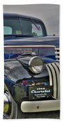 1946 Chevy Beach Towel