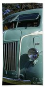 1947 Ford Cab Over Truck Beach Towel