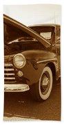 1947 Ford Beach Towel