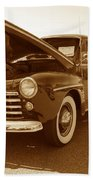 1947 Ford Beach Sheet