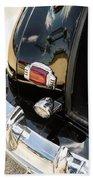 1947 Pontiac Convertible Photograph 5544.14 Beach Towel