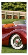 1948 Buick Streamliner Beach Towel