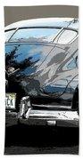 1948 Fastback Cadillac Beach Towel