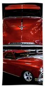 1951 Business Coupe Beach Towel