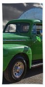 1951 Ford Truck Beach Towel