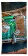 1951 Mercedes-benz 300 S Convertible A 7r2_dsc8202_05102017 Beach Towel