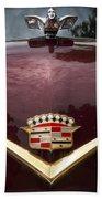 1952 Cadillac Beach Towel