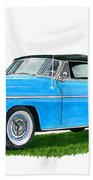 Oldsmobile 98 Convert Beach Towel