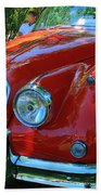 1953 Xk 150 Jaguar Beach Towel