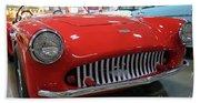 1954 Kurtis 500m Automobile  Beach Towel