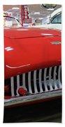 1954 Kurtis 500m Automobile  Beach Sheet