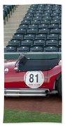 1954 Maserati A6 Gcs  Beach Towel by Jill Reger