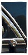 1954 Patrician Packard Emblem 3 Beach Towel