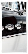 1956 Buick Century Profile 1 Beach Towel