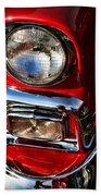 1956 Chevrolet Bel Air Beach Sheet