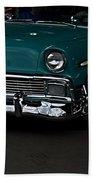 1956 Chevy 210 Beach Towel