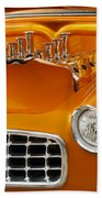 1956 Chrysler Custom 2 Door Sport Wagon Beach Towel