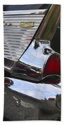 1957 Chevy Bel-air Beach Towel