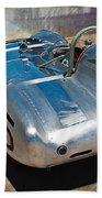 1957 Lotus Eleven Le Mans Beach Towel