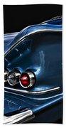 1958 Chevrolet Bel Air Impala Beach Towel