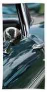 1958 Chevrolet Impala - 4 Beach Towel