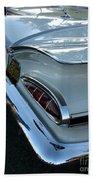 1959 Chevrolet Impala Tailfin Beach Towel