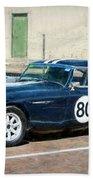 1960 Austin Healey 3000 Beach Towel