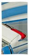 1960 Cadillac Eldorado Biarritz Convertible Taillight Beach Towel