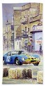 1964 Targa Florio Ferrari 250 Gto Beach Towel