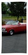 1965 Dodge Coronet 500 Higgins Beach Towel