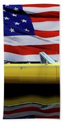 1967 Plymouth Belvedere Tribute Beach Towel