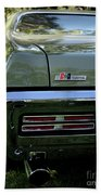 1968 Pontiac Gto Beach Towel
