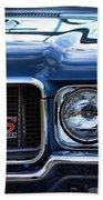1970 Buick Gs 455 Beach Towel by Gordon Dean II