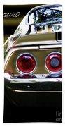 1970 Camaro Fat Ass Beach Towel
